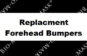 Replacement Bio-Mask Bumpers, 3 Pack (BB-10)